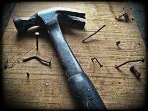 Enneatype as a hammer (hammer image)