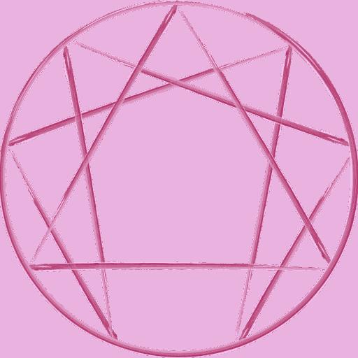 Ninesight Enneagram Alternate Logo