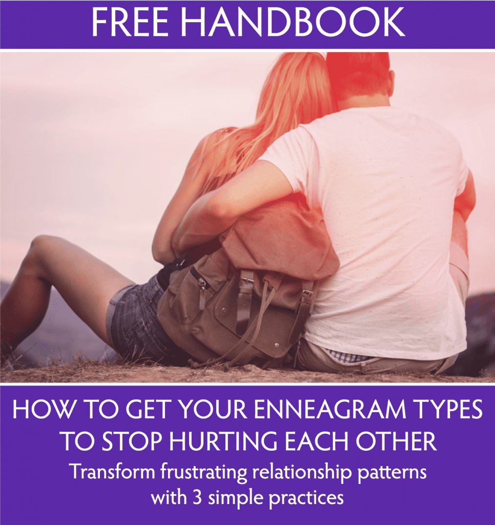 Enneagrams and Relationships Freebie