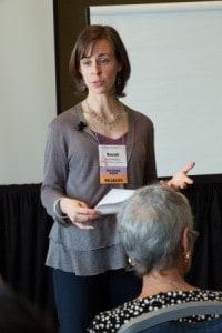 Sarah Dimock Enneagram Training