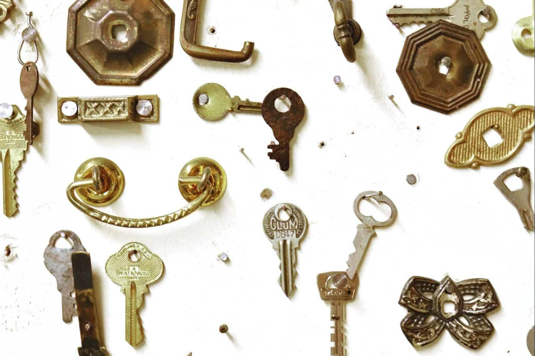 keys representing enneatype resources